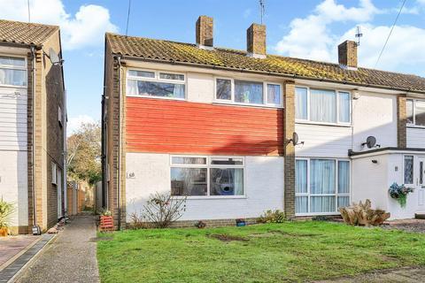 3 bedroom end of terrace house for sale - Elm Grove South, Barnham