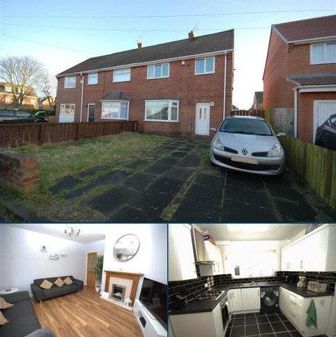 3 bedroom semi-detached house for sale - Cook Gardens, Wardley