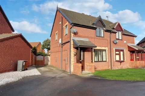 3 bedroom semi-detached house for sale - Betula Court, Wisteria Way, Howdale Road, Hull, HU8