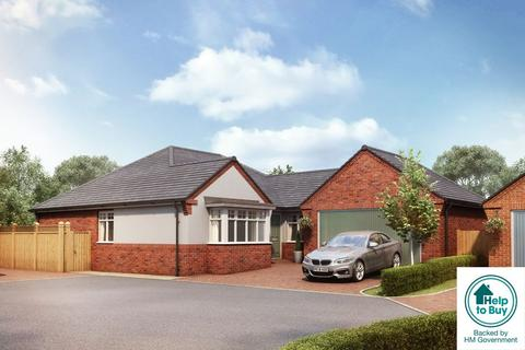 3 bedroom detached bungalow for sale - The Haynes, Stencil Gardens, Walsall, WS4