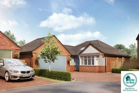 2 bedroom detached bungalow for sale - The Shaw, Stencil Gardens, Walsall, WS4