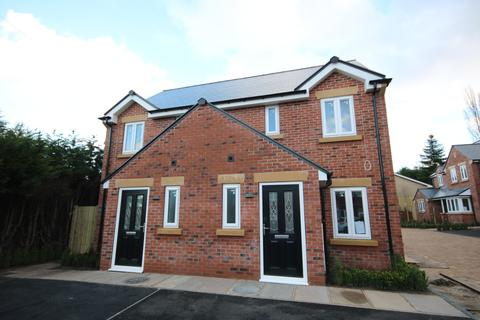 2 bedroom semi-detached house - 10 Eden Grove, The Cedar - (Plot 1), Swallownest, Sheffield S26