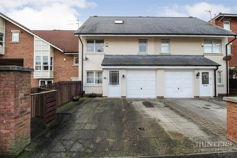 4 bedroom semi-detached house for sale - 16 Barbary Drive, Roker Marina, Sunderland, SR6 0RB