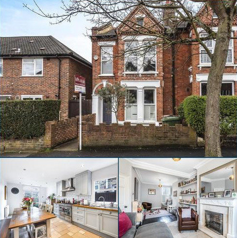 4 bedroom end of terrace house for sale - Panmure Road, Sydenham