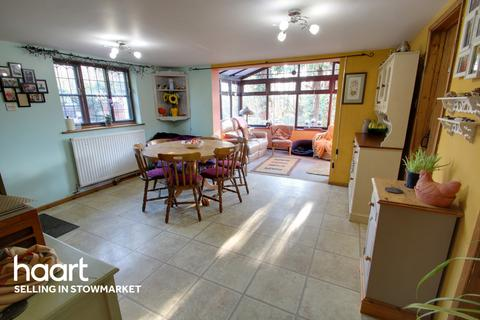 3 bedroom semi-detached house for sale - Finborough Road, Onehouse, Stowmarket