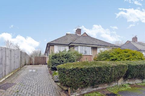 3 bedroom semi-detached bungalow for sale - Beaufort Way, Ewell, Epsom KT17