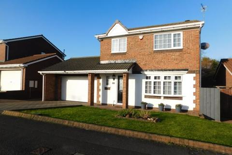 4 bedroom detached house for sale - ANGRAM DRIVE, GRANGETOWN, SUNDERLAND SOUTH