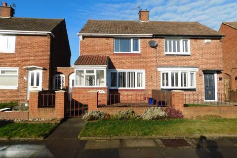 2 bedroom semi-detached house for sale - GLENEAGLES ROAD, GRINDON, SUNDERLAND SOUTH