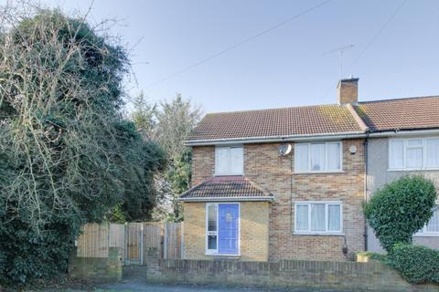 3 bedroom end of terrace house for sale - Bell Avenue, Harold Hill, Romford, Essex, RM3