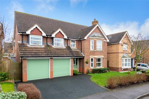5 bedroom detached house for sale - Hermes Way, Sleaford, Lincolnshire, NG34