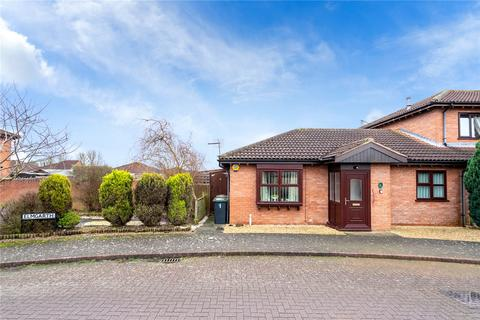 2 bedroom semi-detached bungalow for sale - Elmgarth, Sleaford, Lincolnshire, NG34
