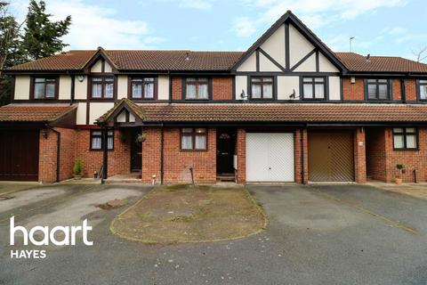 3 bedroom terraced house for sale - Regents Close
