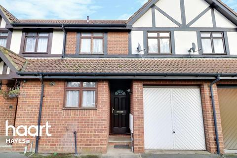 3 bedroom terraced house for sale - Regents Close