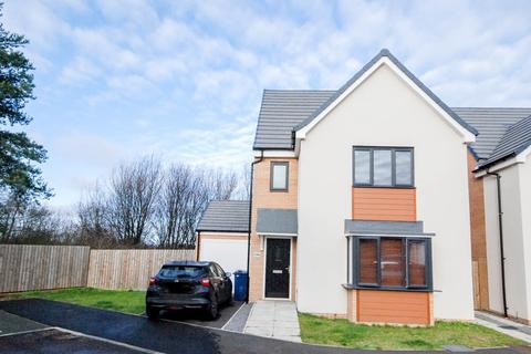 4 bedroom detached house for sale - St Aloysius View, Hebburn