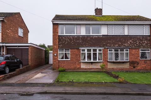 3 bedroom semi-detached house for sale - Manor Farm Crescent, Stafford, ST17 9JN