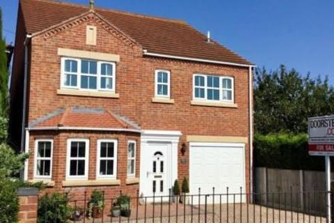 6 bedroom detached house for sale - Rufford Road, Edwinstowe, Mansfield, Nottinghamshire, NG21 9HX