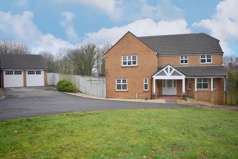 4 bedroom detached house for sale - Home Farm Way, Penllergaer, Swansea, City And County of Swansea. SA4 9HF