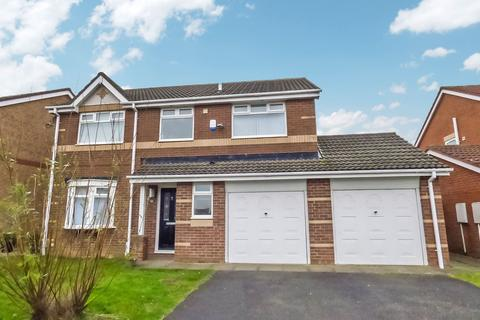 4 bedroom detached house to rent - Abbots Way, North Shields, Tyne and Wear, NE29 8LU