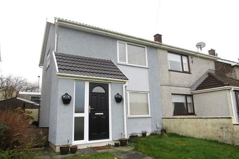 2 bedroom semi-detached house for sale - Heol Dulais, Birchgrove, Swansea, City And County of Swansea.