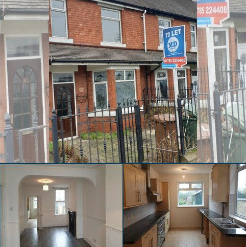 3 bedroom terraced house to rent - Rising Brook ST17