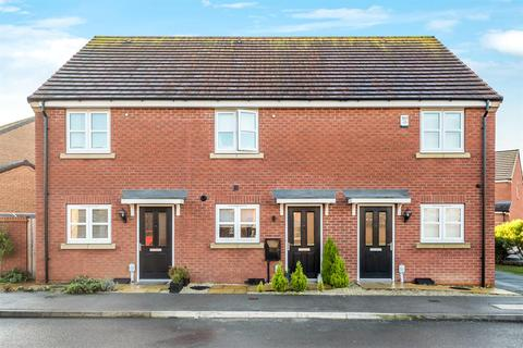 2 bedroom terraced house for sale - Mill Dam Drive, Beverley Parklands, Beverley, HU17 OWF