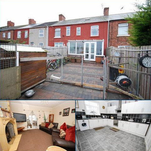 2 bedroom terraced house for sale - Lanton Street, Houghton Le Spring