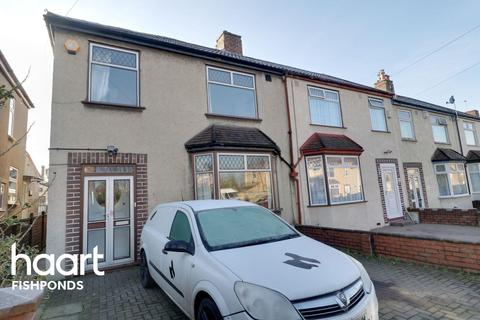3 bedroom end of terrace house for sale - Dominion Road - Fishponds BS16