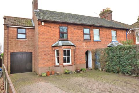4 bedroom end of terrace house for sale - Cemetery Road, Dereham NR19