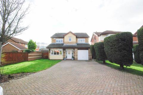 4 bedroom detached house for sale - Macmerry Close, Fulford Grange