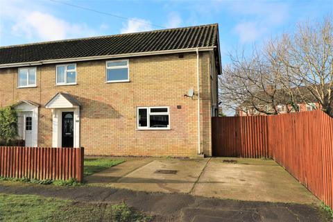 3 bedroom semi-detached house for sale - Heffer Close, Dereham  NR19