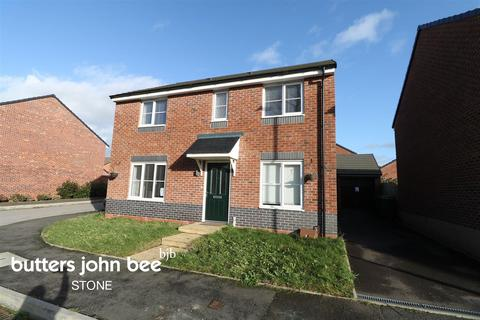 4 bedroom detached house for sale - Burchell Avenue, Stone