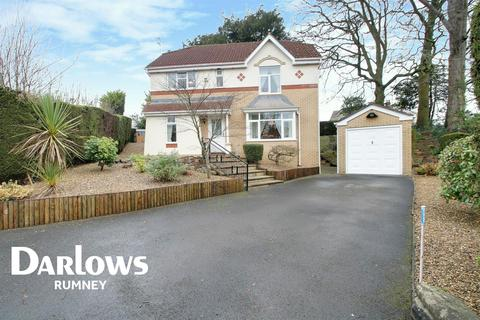 4 bedroom detached house for sale - The Gatehouse, Old St Mellons, Cardiff