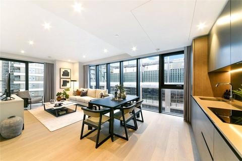 2 bedroom flat to rent - 10 George Street, Canary Wharf, E14