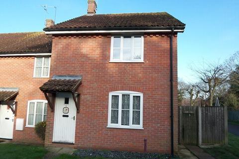 2 bedroom end of terrace house to rent - James Robert Court, Wenhaston