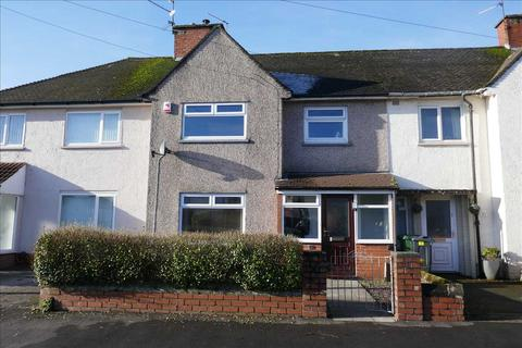 3 bedroom terraced house for sale - Heol Gwynedd, Birchgrove, Cardiff