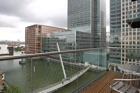 2 bedroom apartment to rent - Discovery Dock East, Canary Wharf, E14