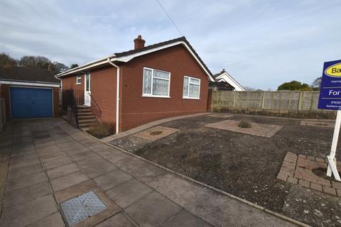 2 bedroom detached bungalow for sale - Summerhill Gardens, Market Drayton