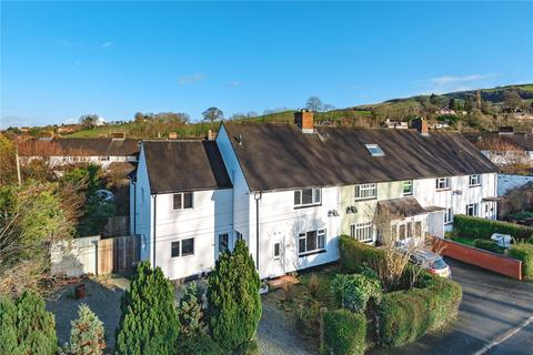 3 bedroom end of terrace house for sale - Garth Owen, Newtown, Powys
