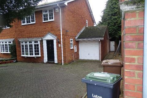 4 bedroom detached house to rent - COMPTON AVENUE, Luton LU4