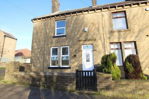 3 bedroom end of terrace house for sale - Park Road, Low Moor, Bradford