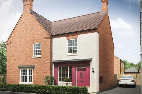 2 bedroom semi-detached house for sale - The Dudley at Lubbesthorpe Place, New Lubbesthorpe