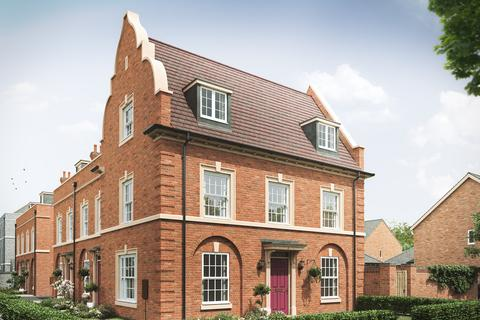 3 bedroom terraced house for sale - The Chilcote at Lubbesthorpe Place, New Lubbesthorpe