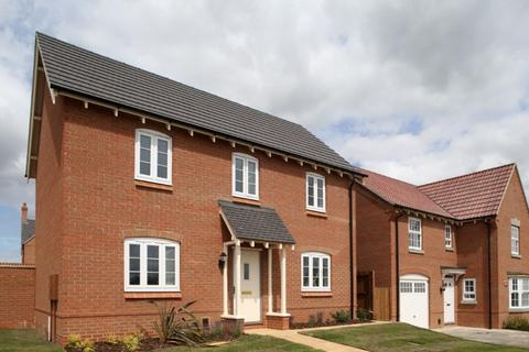 3 bedroom semi-detached house for sale - The Ford at Lubbesthorpe Place, New Lubbesthorpe