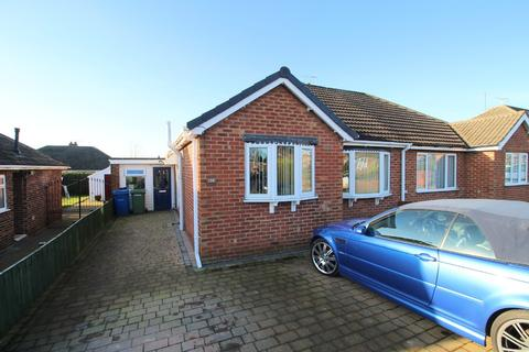 2 bedroom semi-detached bungalow for sale - The Mount, Driffield