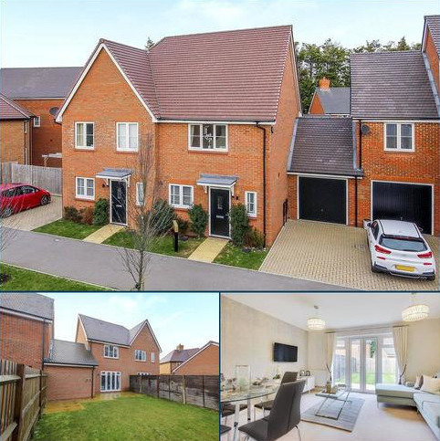 2 bedroom semi-detached house for sale - Hornbeam Avenue, Angmering, West Sussex, BN16