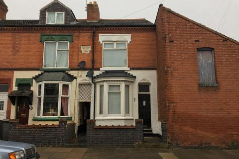 2 bedroom terraced house to rent - Sylvan Street, Newfoundpool, Leicester, LE3 9GU