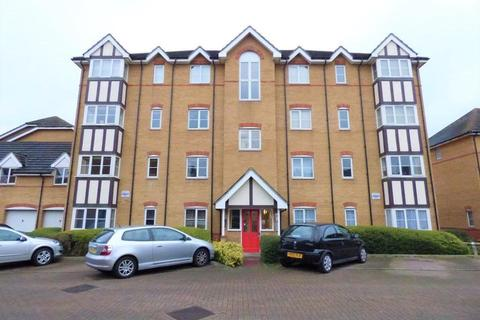 1 bedroom flat for sale - The Sidings, Bedford, Bedfordshire, MK42 9NF
