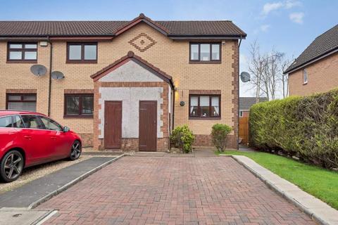 2 bedroom end of terrace house for sale - Springcroft Gardens, Springhill, Glasgow, G69 6BU