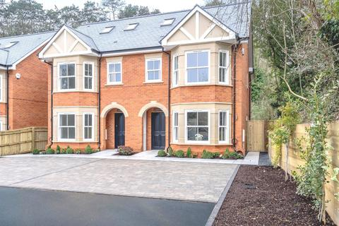 4 bedroom semi-detached house for sale - Chalkpit Lane, Marlow, Buckinghamshire, SL7