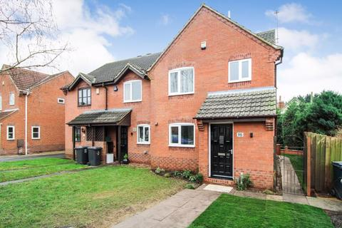 3 bedroom semi-detached house to rent - Hotspur Drive, Colwick, Nottingham, NG4 2BS